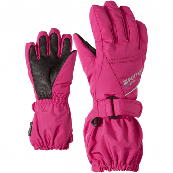 Ziener Lomo AS® Junior  Fingerhandschuh Pop Pink Kinder