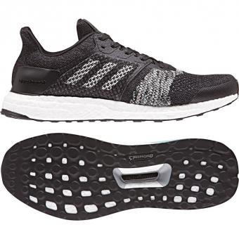 b52d2f1d2780 ... ireland adidas ultra boost st running shoes core black ftwr white solar  orange men 3f827 b71d7