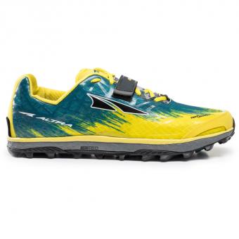 Altra King MT 1.5  Runningschuh Yellow / Green Herren