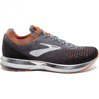 Brooks Levitate 2  Running Shoes Grey / Black / Orange Men