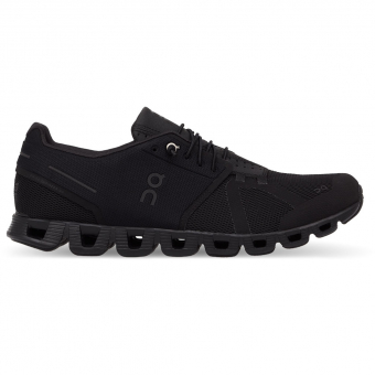 ON Cloud  Running Shoes All Black Men