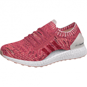 0593cdf522e Adidas Ultra Boost X Running Shoes Trace Maroon   Ash Pearl   Chalk Coral  Women