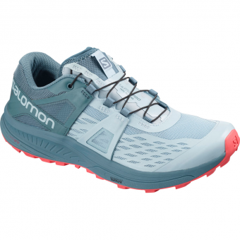 Salomon Ultra Pro  Runningschuh Cashmere Blue / Bluest One / Durburry Damen