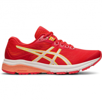 Asics GT-1000 8 Running Shoes Laser Pink / White Women
