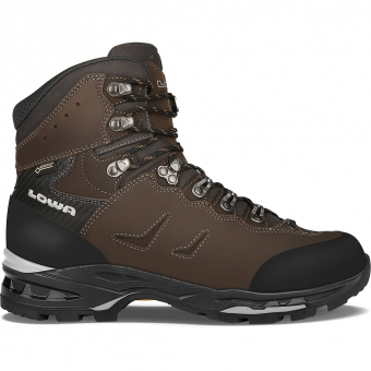 Lowa Camino GTX® WXL  Trekking- Hikingboots Dunkelgrau / Schwarz Men