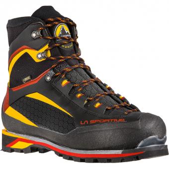 La Sportiva Trango Tower Extreme GTX® Bergschuh Black Yellow Herren
