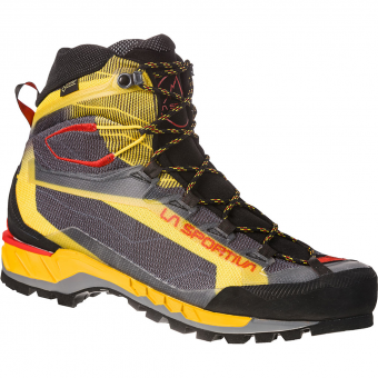 La Sportiva Trango Tech GTX®  Mountaineering Boots Black / Yellow Men