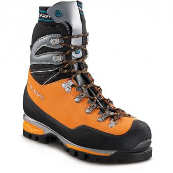 Scarpa Mont Blanc Pro GTX®   Bergschuh Orange Herren