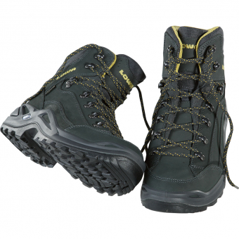 c75a4252644 Lowa Renegade GTX® Mid Mountaineering Boots Anthracite/Senf Men