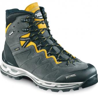 Meindl Minnesota Pro GTX®  Wander- und Trekkingschuh Anthrazit/Gelb Herren