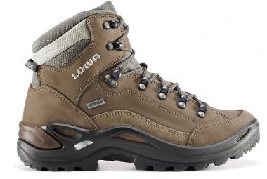 Lowa Renegade GTX® Mid   Trekking- Hikingboots Stein Women