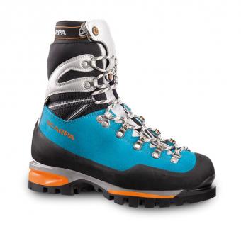 Scarpa Mont Blanc Pro GTX®  Mountaineering Boots Turquoise Women