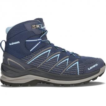 Lowa Ferrox Pro GTX® Lady  Wander- und Trekkingschuh Navy / Iceblau Damen