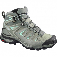 Salomon X Ultra 3 Mid GTX® Wander und Trekkingschuh Shad Castor Damen