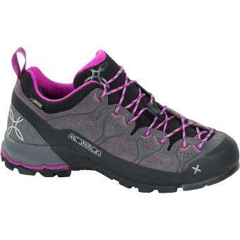 Montura Yaru GTX®  Approach Shoes Antracite / Fuxia Women