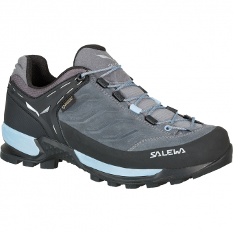 Salewa Mountain Trainer GTX®  Approachschuh Charcoal / Blue Fog Damen