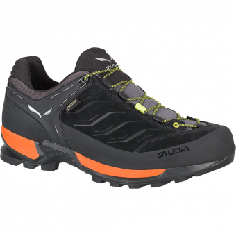 Salewa Mountain Trainer GTX®  Approachschuh Black Out / Holland Herren