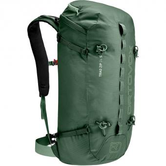 Ortovox Trad Zip 24 S  Rucksack Green Forrest