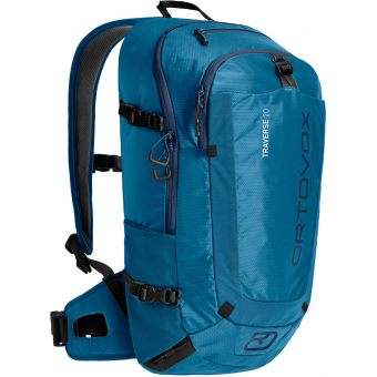 Ortovox Traverse 20  Rucksack Blue Sea