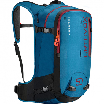 Ortovox Haute Route 30 S   Backpack Blue Sea