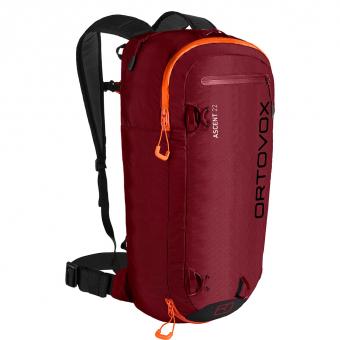 Ortovox Ascent 22  Backpack Dark Blood  Men