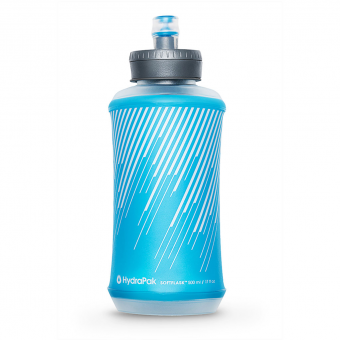 HydraPak SoftFlask 500ml  Drinking System Blau