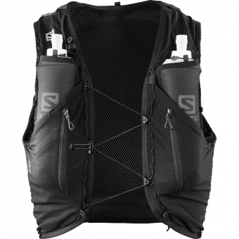 Salomon Adv Skin 12 Set  Laufrucksack Black