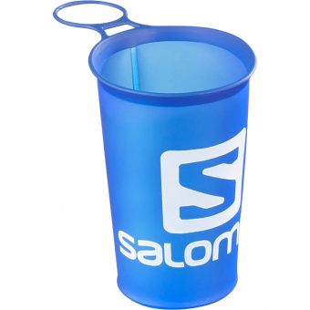 Salomon Soft Cup Speed 150ml  Trinksystem Blue