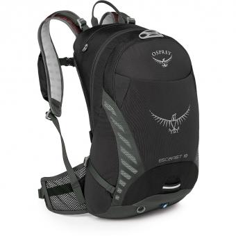 Osprey Escapist 18  Bikerucksack Black