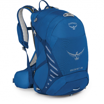 Osprey Escapist 25  Bike Backpack Indigo Blue