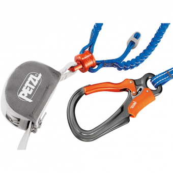 Petzl Scorpio Eashook  Via Ferrata