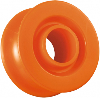 Petzl Ultralegere  Pulley Orange