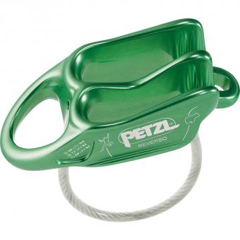 Petzl Reverso®  Tube Grün