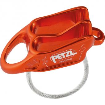Petzl Reverso®  Tube Rot