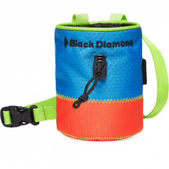 Black Diamond Mojo Kids  Chalkbag Macaw Kinder