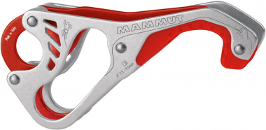 Mammut Smart Alpine  Halbautomat Silver/Red