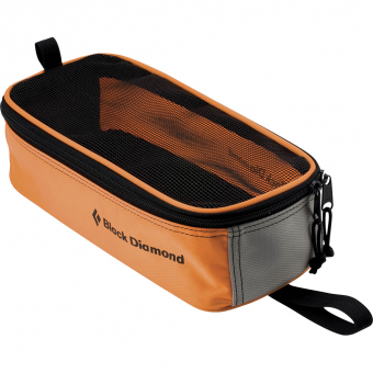 Black Diamond Transport  Crampon Bag Orange