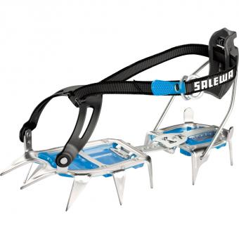 Salewa Alpinist Combi  Steigeisen Steele-Blue