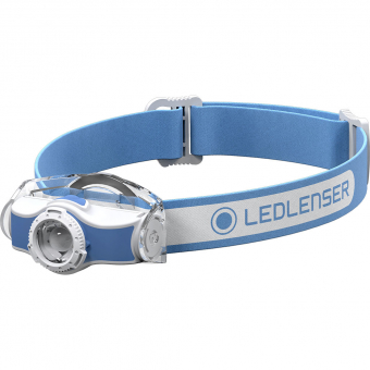LED Lenser MH 5  Headlamp Blue