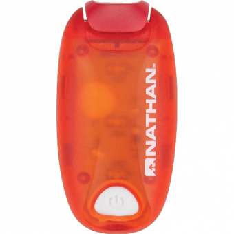 Nathan Strobelight LED Clip  Lauflicht Tango Red