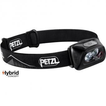 Petzl Actik Core 450  Headlamp Schwarz
