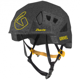 Grivel Duetto  Kletterhelm Black