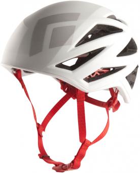 Black Diamond Vapor  Climbing Helmet Blizzard-White