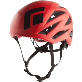 Black Diamond Vapor  Kletterhelm Fire Red
