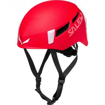 Salewa Pura  Climbing Helmet Red