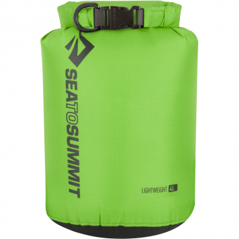 Sea To Summit Lightweight 70D Dry Sack 4L  Packsack Green