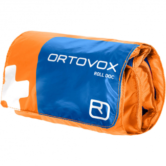 Ortovox Roll Doc  First Aid Kit Safety Blue