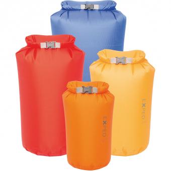 Exped Fold Drybag BS 4er Set XS-L   Packsack
