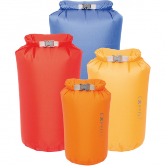 Exped Fold Drybag UL 4er Set XS-L  Packsack