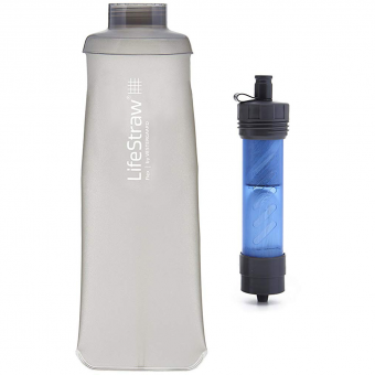 Biolite LifeStraw Flex Softbottle  Wasserfilter